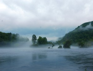 Hiwassee River Early Morning