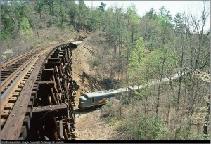 The Hiwassee Rail Loop 1986