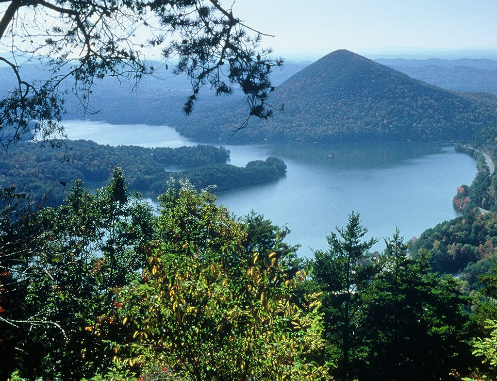 Chilhowee Overhill-CherokeeNationalForest