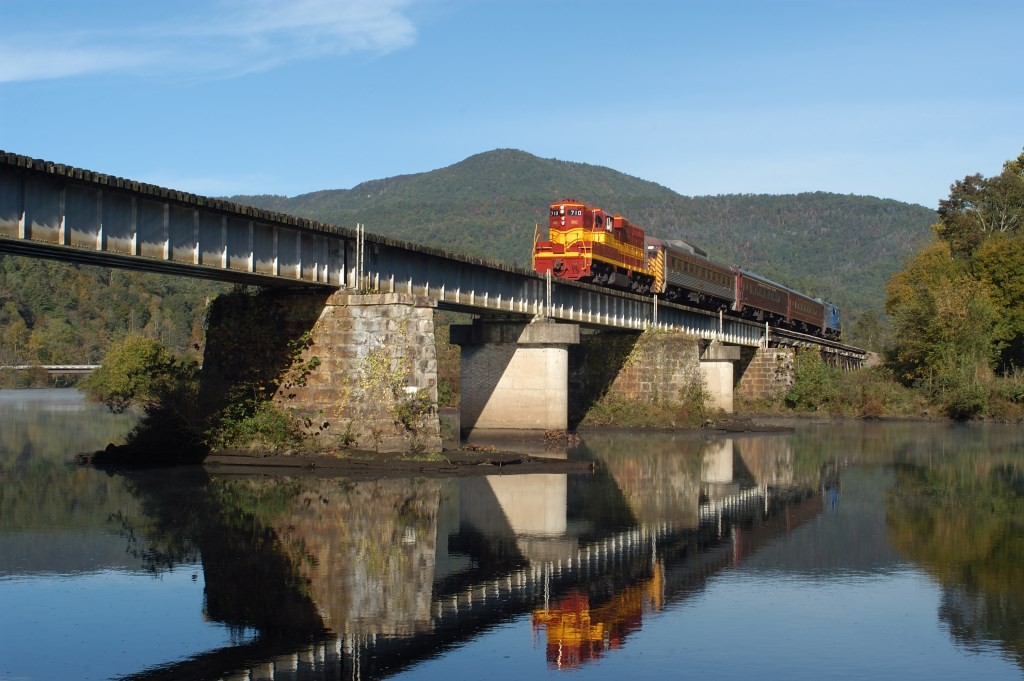 Hiwassee River Rail Excursion