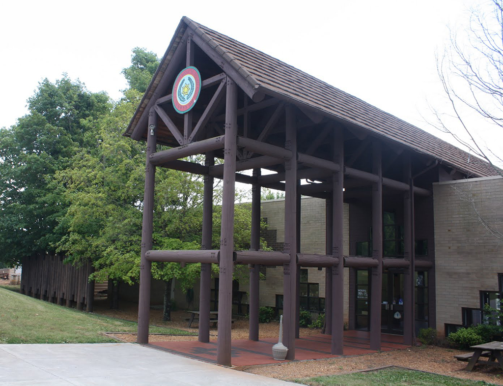 Sequoyah Birthplace Museum