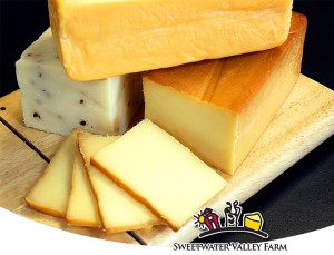 Sweetwater Valley Farm Cheese
