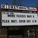 Swingin' Midway Drive-In Theater