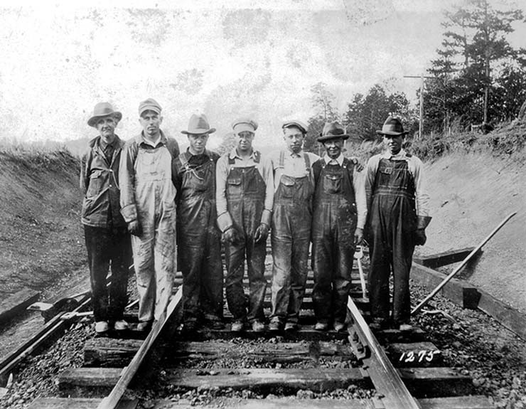 Railroad Workmen
